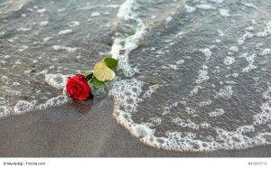 #Seebestattung – die Stille des weiten Meeres