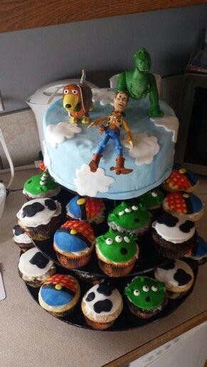 Coles 2 nd Birthday Toy Story Cake. Lindsay Turyk