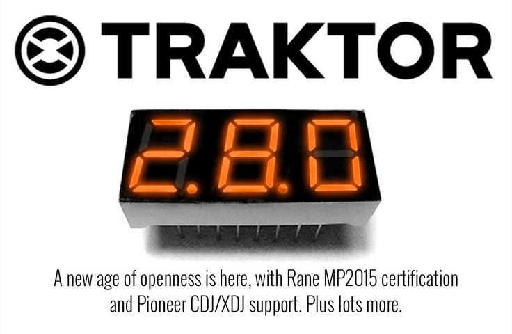 Traktor Pro 2.8 — the walls come tumbling down - http://djworx.com/traktor-pro-2-8-the-walls-come-tumbling-down/