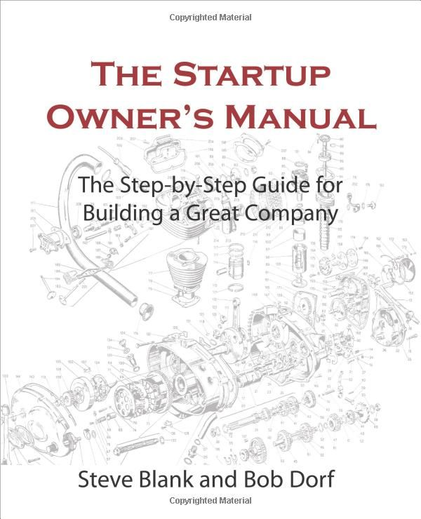 [MUST HAVE] The Startup Owner's Manual: The Step-By-Step