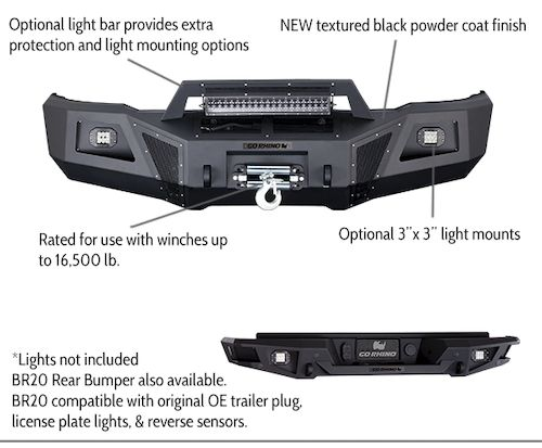Bumper Replacements