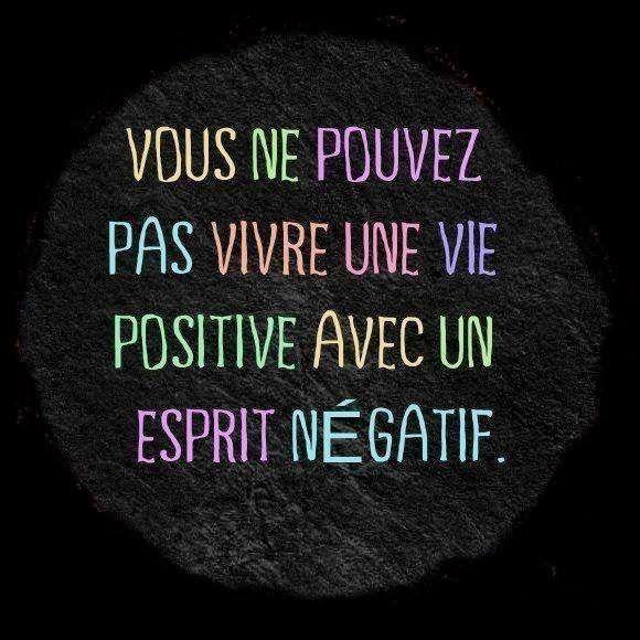 Pensées positives Améliore ton moral: Change ton esprit !