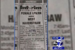 No Haitians need apply: Horribly racist help wanted ad sparks outrage, investigation