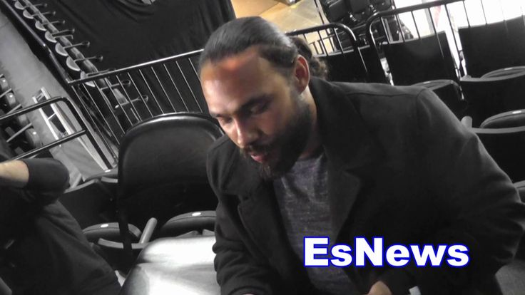 keith thurman - i got hit with a body shot but did i go down? EsNews Boxing