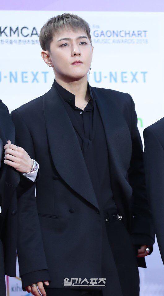 190123 | Gaonchart Music Award 2019 #donghyuk | DK IKON in