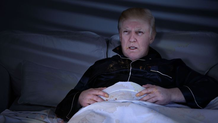 Aides Clip Toenails, Wash Hair Of Mumbling, Bedsore-Ridden Trump As President Enters 155th Straight Hour Of Watching Cable News - The Onion - America's Finest News Source