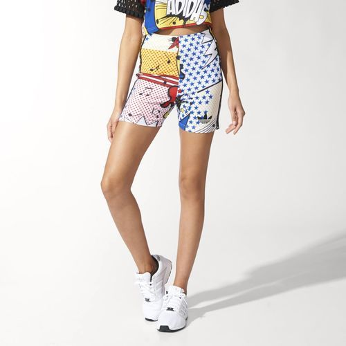 adidas - Szorty Rita Ora Super