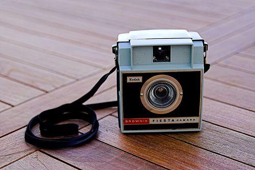 Brownie kodak by BENDER Works, via Flickr