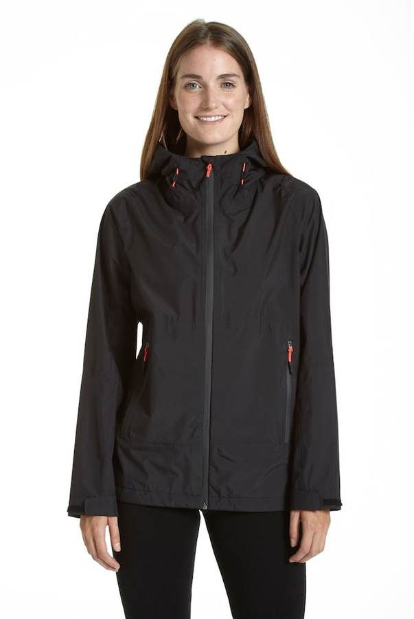 Champion Women's Hooded Waterproof Rain Jacket