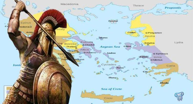 Η ΜΟΝΑΞΙΑ ΤΗΣ ΑΛΗΘΕΙΑΣ: Ιστορία και ονομασίες των Ελληνικών φύλων