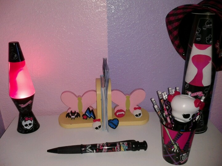 66 best Monster high stuff for Haleys room images on Pinterest