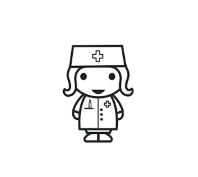 Nurse Coloring Page Free Coloring Pages Printable Coloring Book Coloring Book Pages