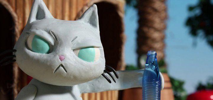 Miáucoles: Cuida tu planeta, un consejo del gato Micho Pocho Earth Day Día de la tierra