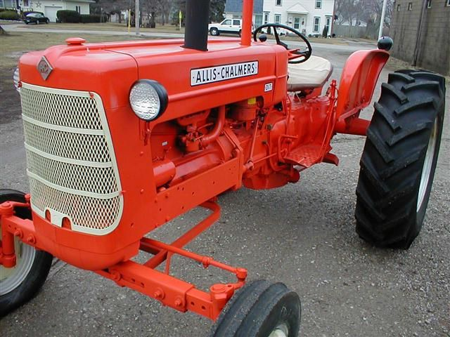 Restored AC Allis Chalmers D17 for sale   tractors   Allis