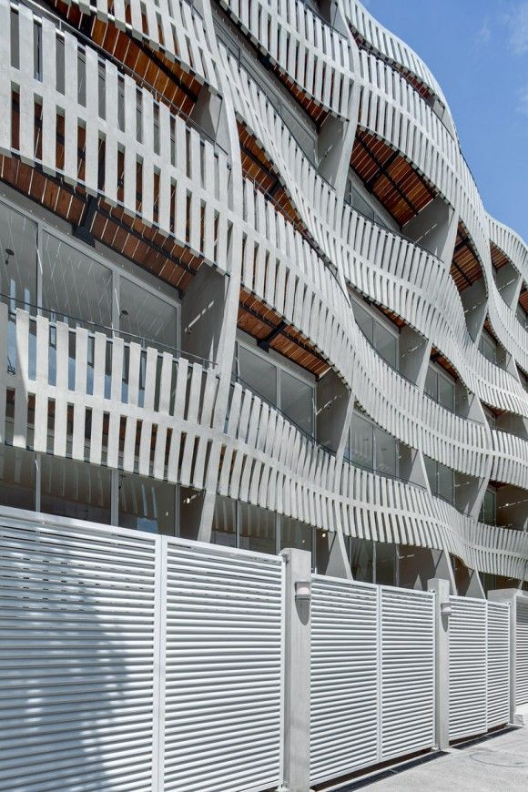 Pinterest the world s catalog of ideas for Undulating architecture