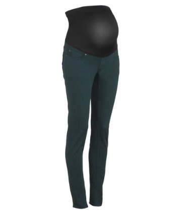 Blooming Marvellous Maternity Dark Green Over the Bump Skinny Jean