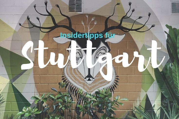⚡️Blitzlichter⚡️ Stuttgart Guide der Reisebloggerin Susi Maier, mit Insidertipps für Cafés, Restaurants, Bars, Shopping, Ausgehen, Ausflüge und was man nicht verpassen sollte.