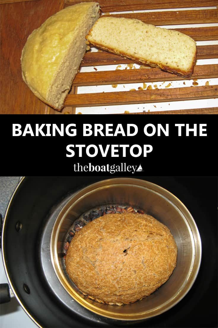 How to Bake Quickbreads on the Stovetop