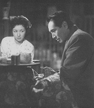 1955 『浮雲』高峰秀子、森雅之