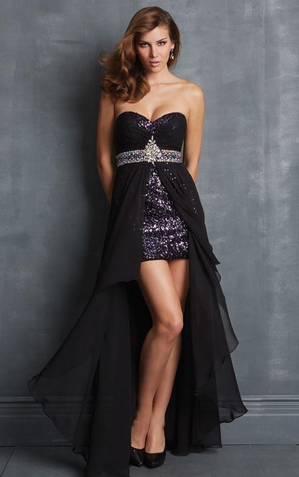 Siyah Abiye Elbise Modelleri – En Şık Gece Elbiseleri
