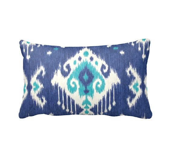 1000+ ideas about Blue Cushion Covers on Pinterest Turquoise pillows, Modern pillows and Blue ...