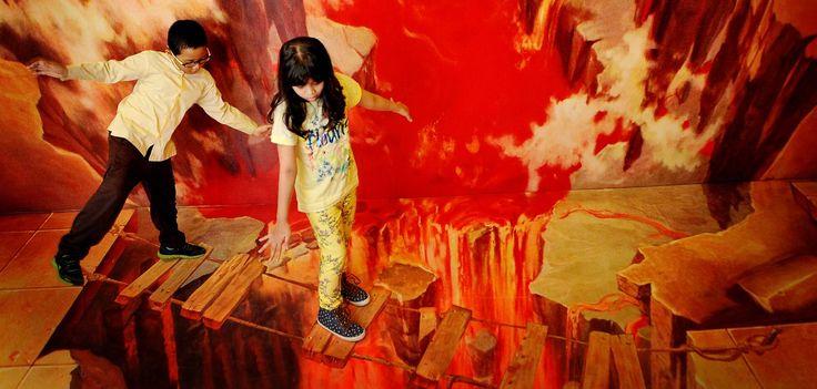 Tengok Uniknya De Mata, Museum 3D Dari Yogyakarta | PiknikDong