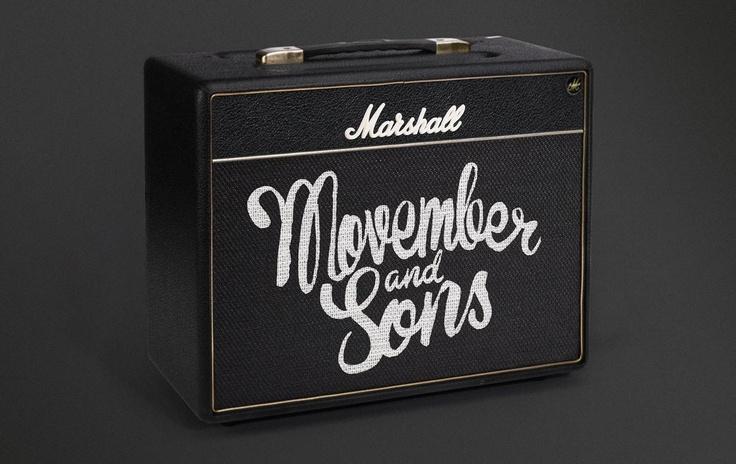 Marshall x Mo & Sons C5 2012 Custom Amp