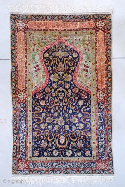 119 Best Hereke Rugs Images On Pinterest Prayer Rug