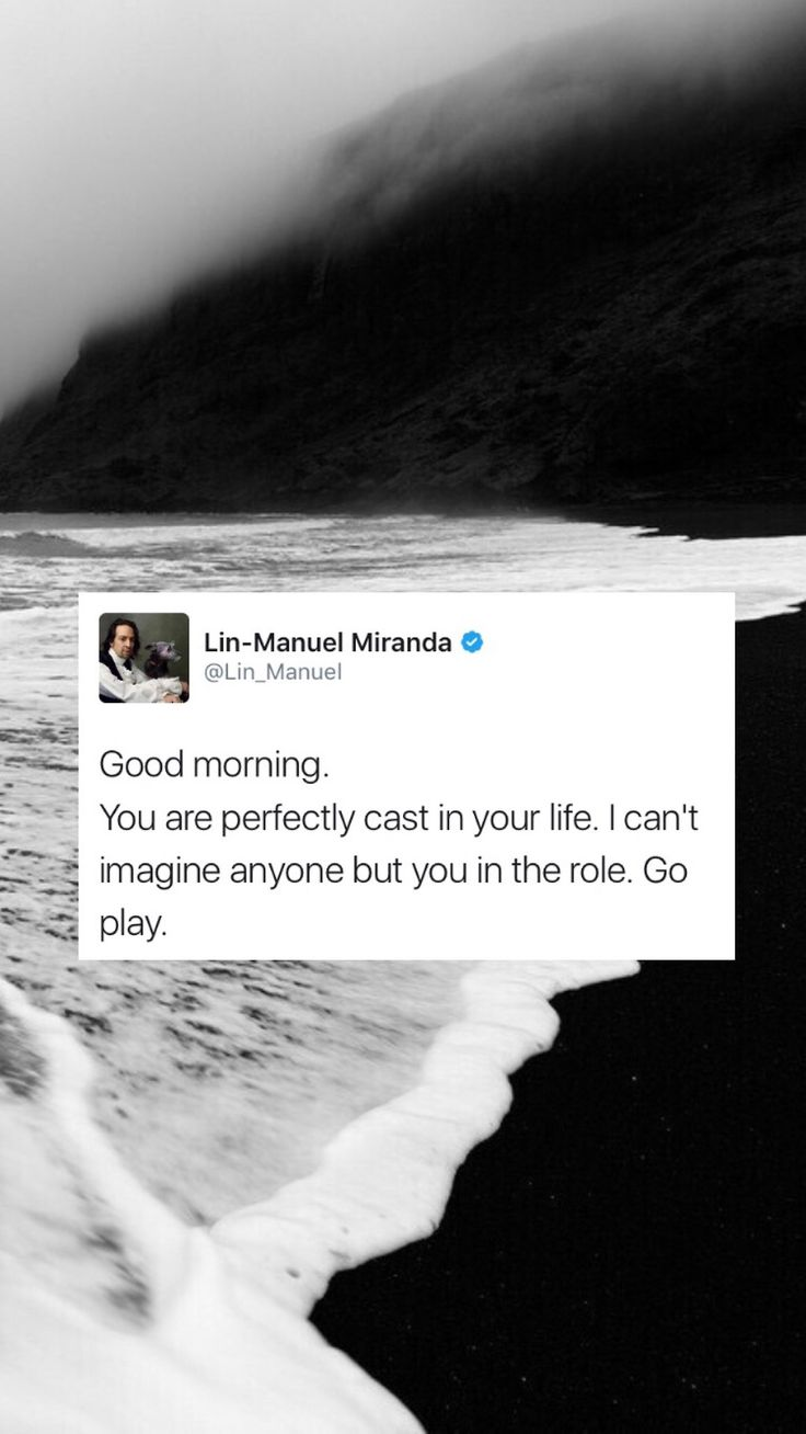 well, good morning/night, you! — hello! hi, okay, this is a really old tweet..and...