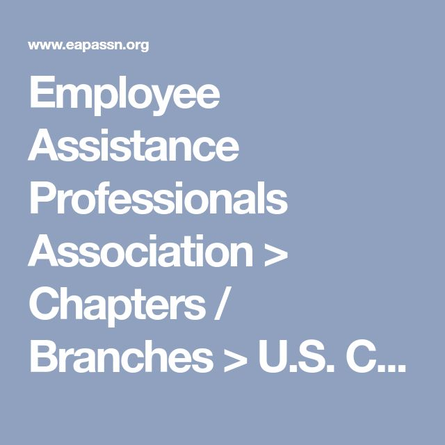 Employee Assistance Professionals Association > Chapters / Branches > U.S. Chapters > Greater Philadelphia