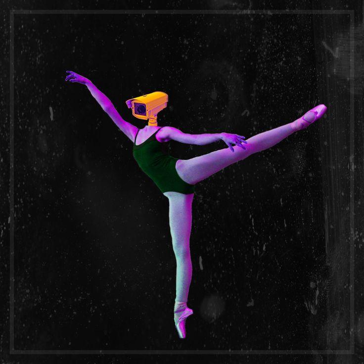 Dancer  #design #digital #edit #photoshop #retrowave #digitalart #sadboys #ledoriver #glitch #vaporwave