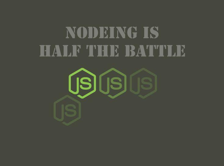12 Web Application Frameworks for Node.js