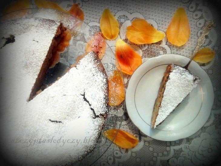 Ciasto 3 zboża z jabłkowym musem PRZEPIS