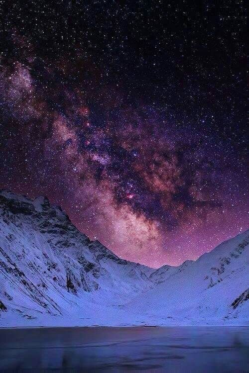 A starlit scene in Kaghan Valley | sky | | night sky | | nature |  | amazingnature |  #nature #amazingnature  https://biopop.com/