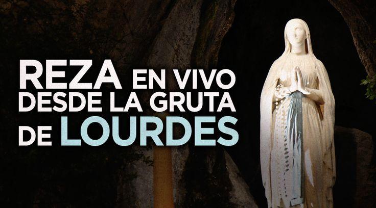 Gracias a la tecnología, se puede visitar por video en directo y tiempo real el famoso santuario francés donde la Virgen María se apareció a la humilde Santa Bernardita Soubirous en 1858.