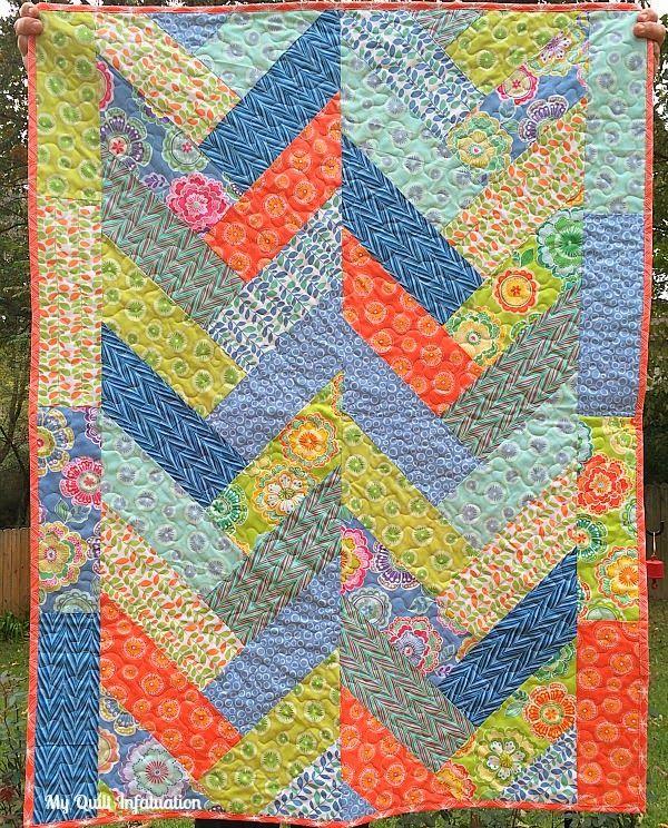 17 Best Ideas About Braid Quilt On Pinterest Scrap Quilt