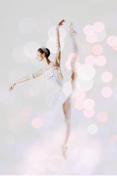 ballet bokeh