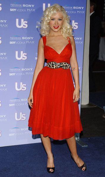 Christina Aguilera Photos: US Weekly's Hot Hollywood: Fresh 15