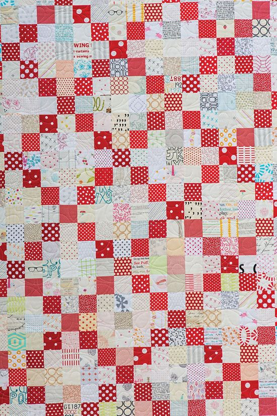Last week I received my advanced copy of my new book! This is how I felt.... :) Scrap Happy Rails Quilt (photo by C&T publishing) It's ...