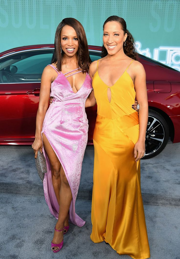 Elise Neal And Robin Thede Look Gorgeous!
