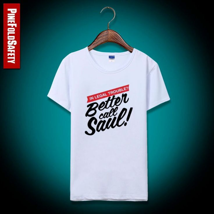 2014 New Hot-selling better call saul breaking bad t-shirt male short-sleeve | Hot Deals Shop – Online Sale Catalogue