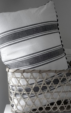 <3Opportunity, Warm Gray, 50 Shades, Living Room, Charcoal Gray, Baskets 2, Stripes Hall, Objet D Art, Details Inspiration