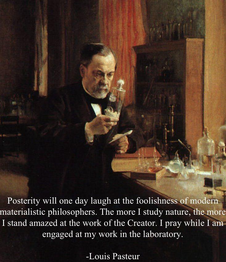 Louis Pasteur's Contributions to Science