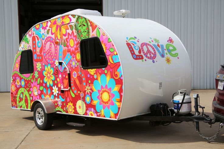 416 Best Images About Tiny Campers On Pinterest Diy
