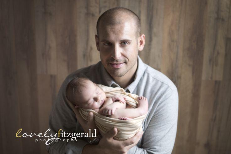 Dad and newborn pose dallas newborn photographer newborn photography workshop