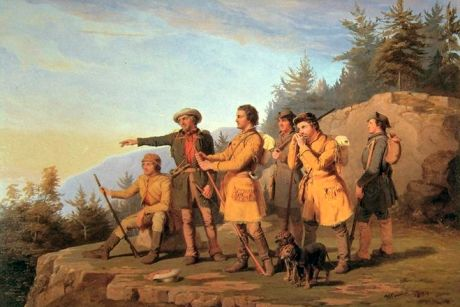 From Manifest Destiny to Exceptionalism