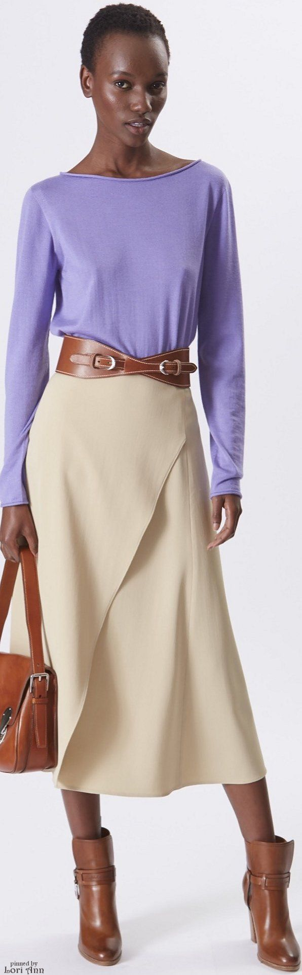 Ralph Lauren Resort 2016. #Modest doesn't mean frumpy. www.ColleenHammond.com #style #fashion