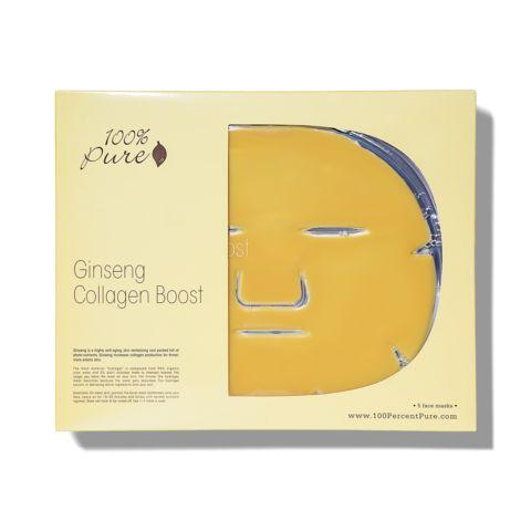 Ginseng Collagen Boost Mask 5 Pack