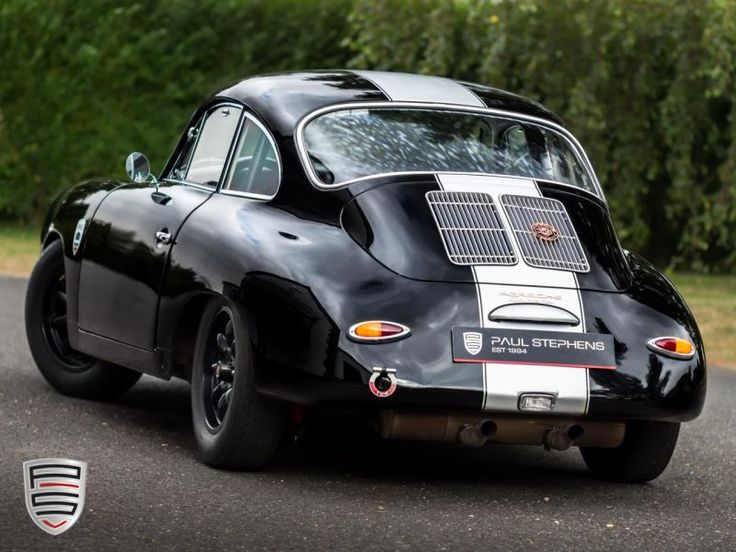 Porsche 365 Outlaw Coupe | Bandenspotter