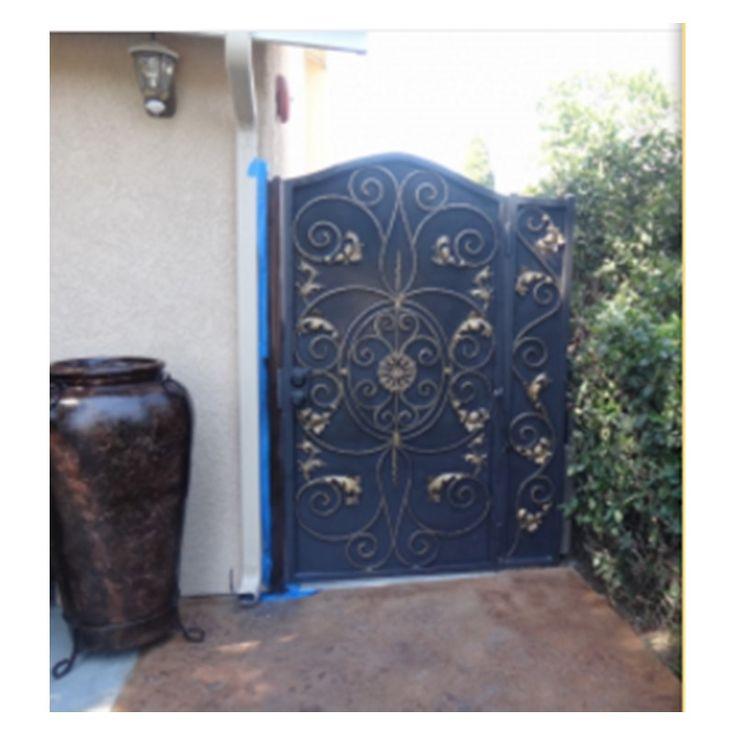 Best 25+ Iron gate design ideas on Pinterest | Wrought ...